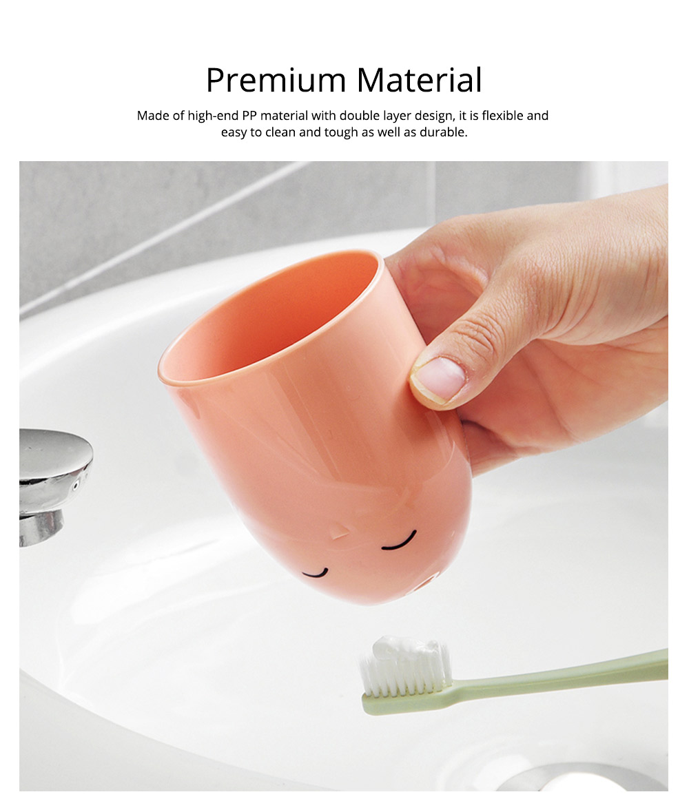 Cute Chicken Mouthwash Set with Seamless Paste, Toothbrush Holder & Mouthwash Cup in One Easy Water Filter 1