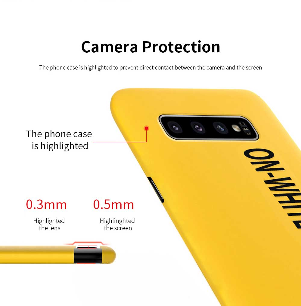 Mobile Phone Shell, Cover Case For Samsung S10, S10 plus Phone Case For Samsung Galaxy S10 Lite, Galaxy S10 + Hard Shell Protective Back Cover 6