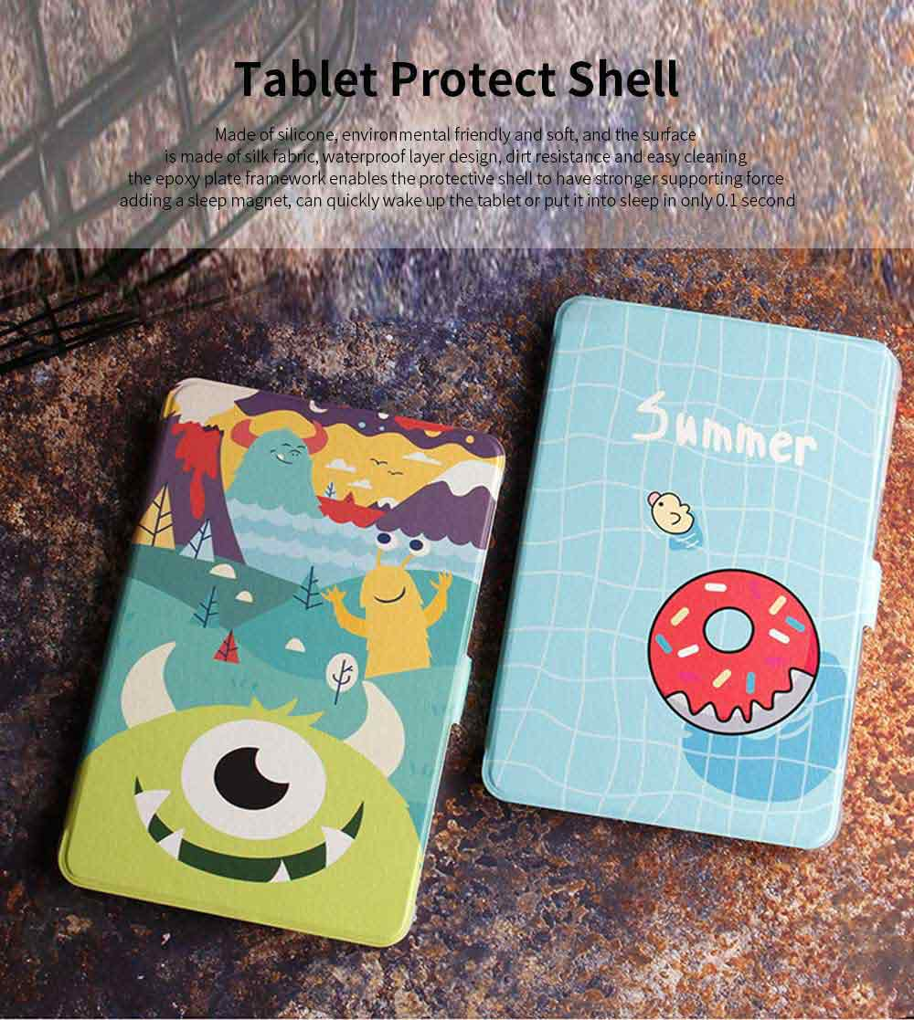 Silicone Protective iPad Smart Case for 2018 New iPad 2017 Air 1 Air 2 Mini 4 Anti-fall Full Protect Shell 0