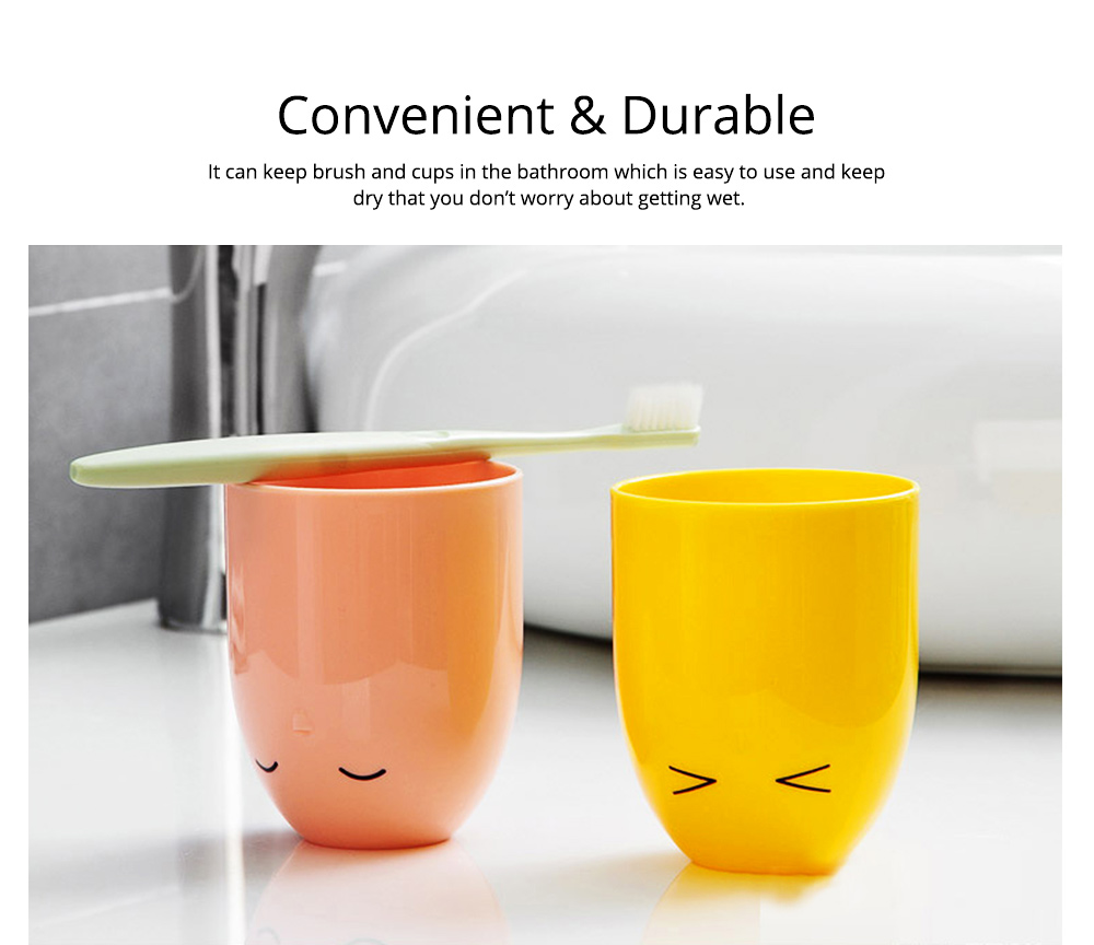 Cute Chicken Mouthwash Set with Seamless Paste, Toothbrush Holder & Mouthwash Cup in One Easy Water Filter 4