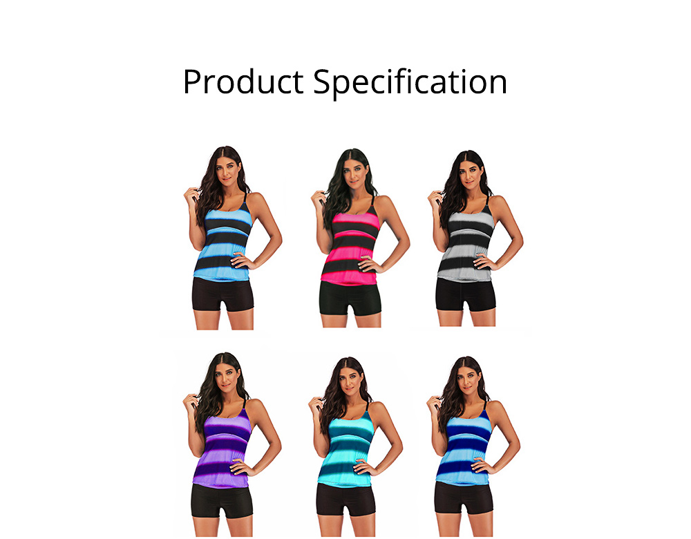 Full-size Flounce Swimsuit Digital Print Fission Swimsuit Slimming, Straps Slimming Swimsuit with Various Style 6