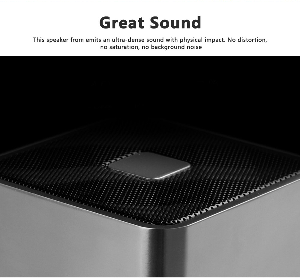 Mini Bluetooth Speaker Powerful Sound with Enhanced Bass, Built-in Mic, Support TF Card Playing, Portable for Travel, Outdoor, Hiking 5