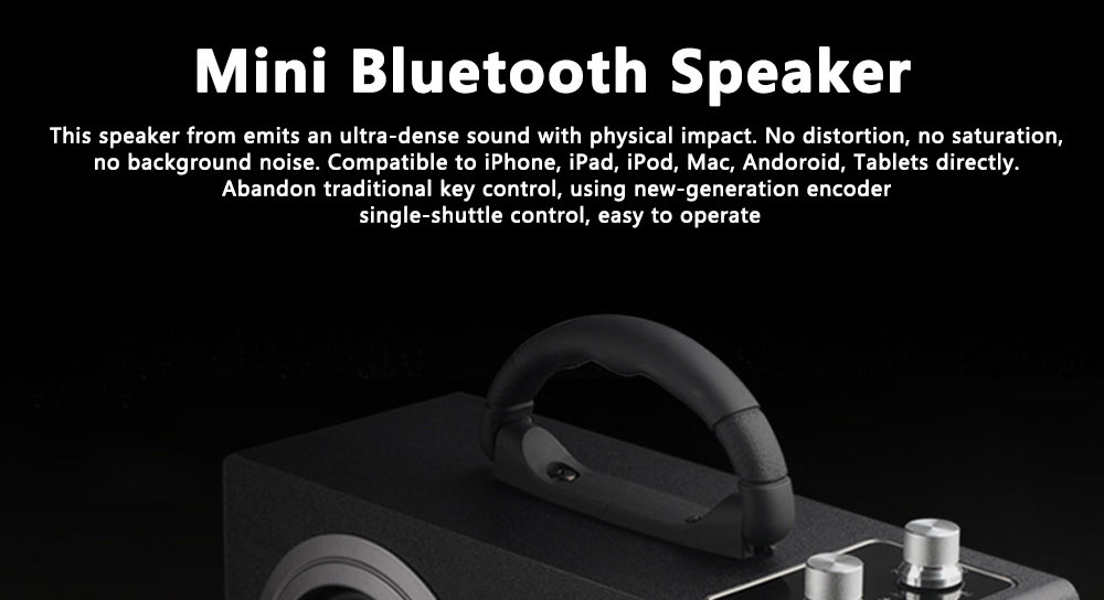 Portable Wireless Bluetooth Speaker High Power Car Outdoor Radio Dual Speakers System Subwoofer 6