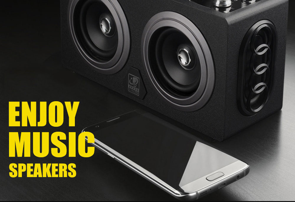 Portable Wireless Bluetooth Speaker High Power Car Outdoor Radio Dual Speakers System Subwoofer 1