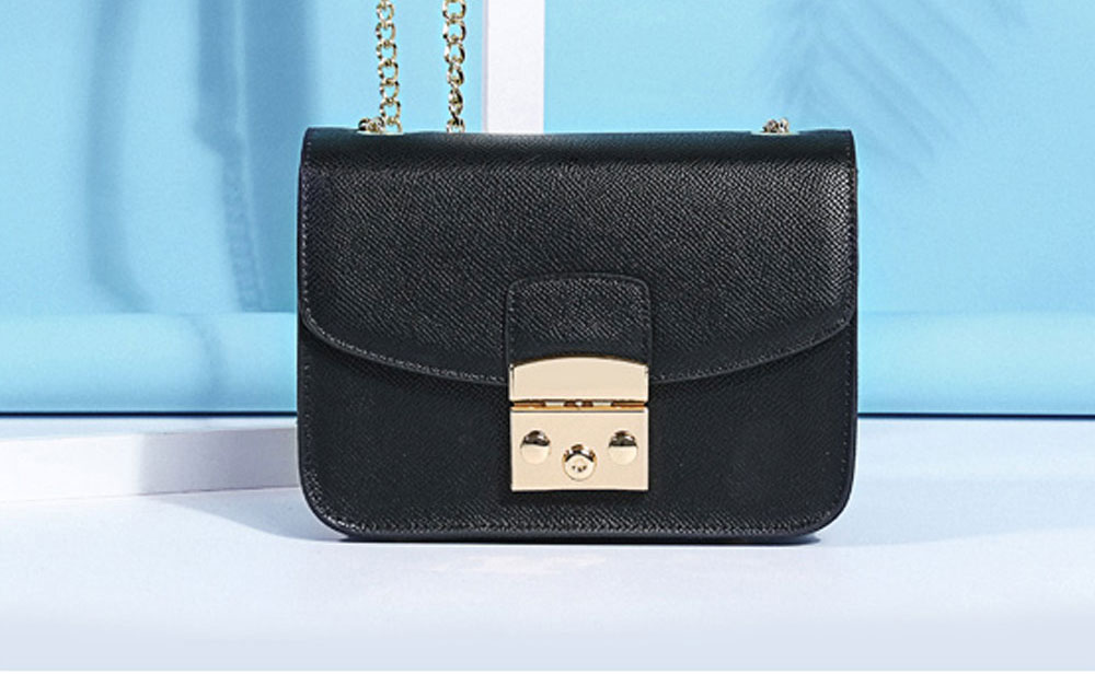 Small Fragrance Rhombic Chain Bag Single Shoulder Bag, New Fashion Women Handbag Messenger Bag 7
