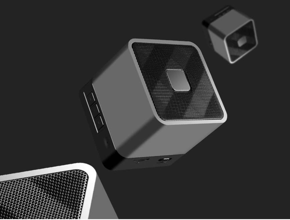Mini Bluetooth Speaker Powerful Sound with Enhanced Bass, Built-in Mic, Support TF Card Playing, Portable for Travel, Outdoor, Hiking 2