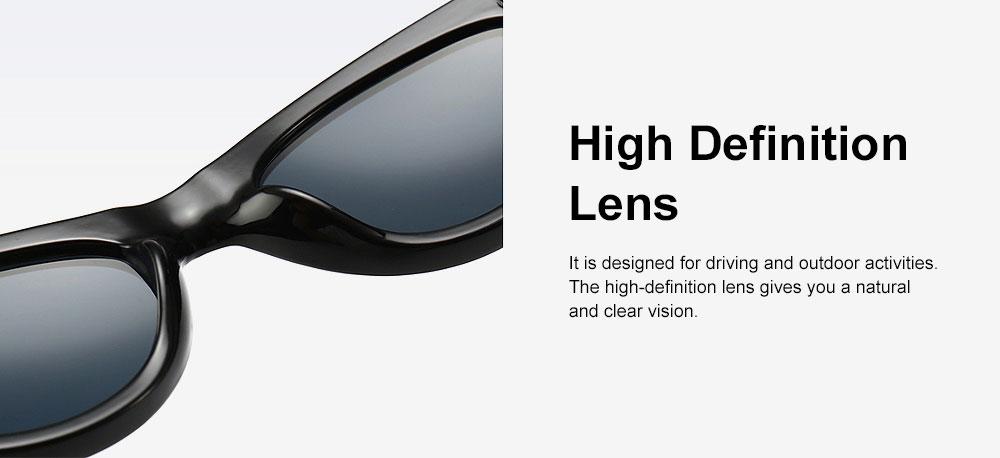 Plastic Frame Cat Sunglasses for Women, Narrow Frame Sun Glasses UV400 Protection Light Weight Lady Sunglasses 2019 4