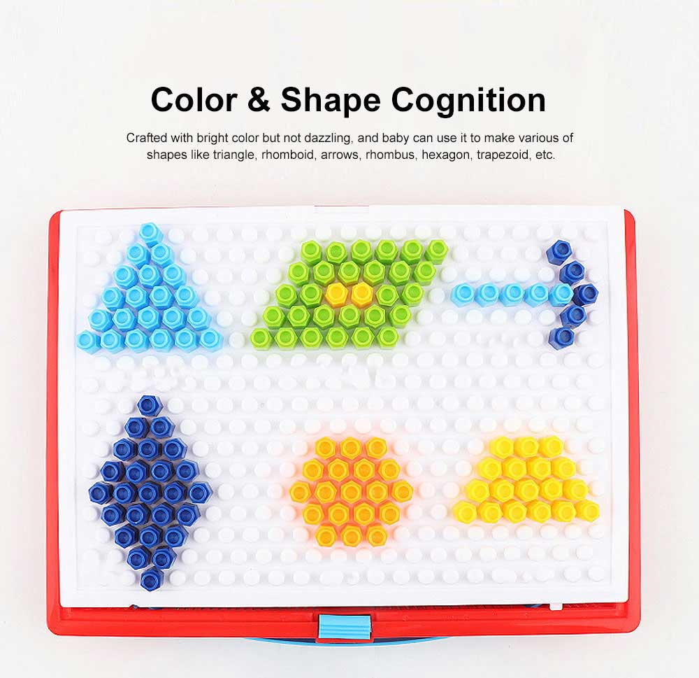 Children Puzzle Toy, Flat Puzzle Toy for Kids, Early Education Essential Toy Wisdom Puzzle Toy 4