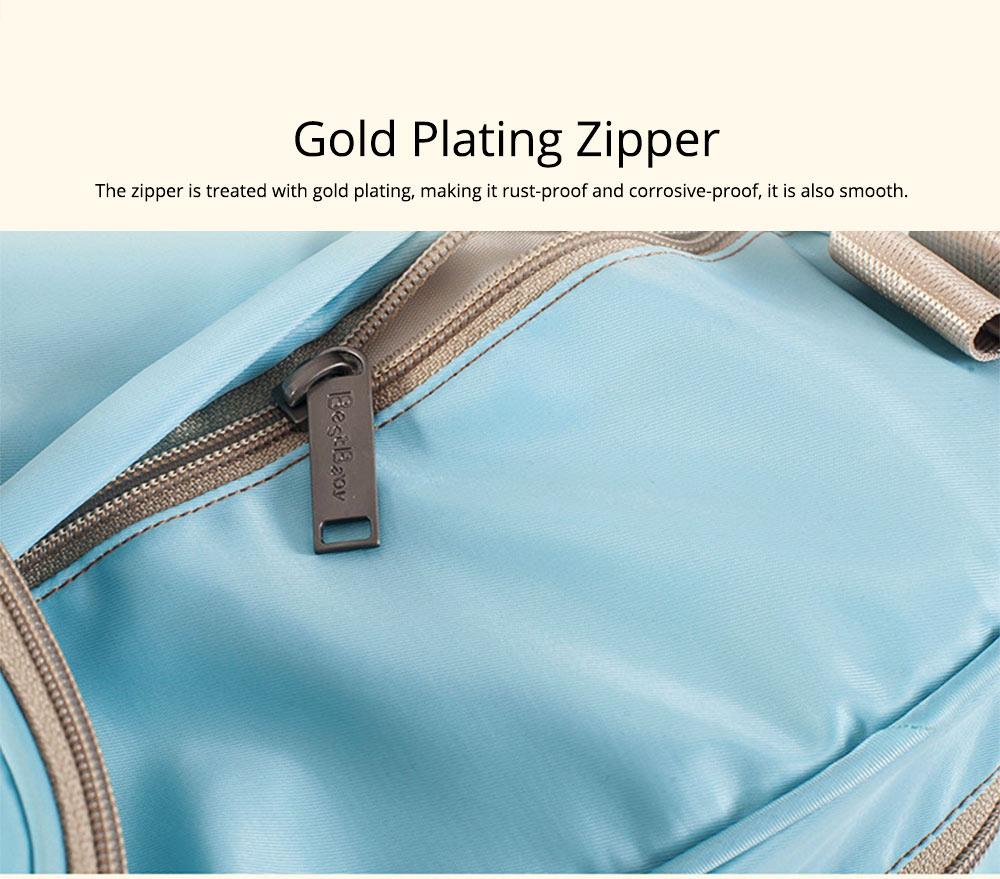 Diaper Backpack witg Large Capacity Mammy Bag, Multifunctional Travel Nappy Bag Fashionable Mommy Bag 2