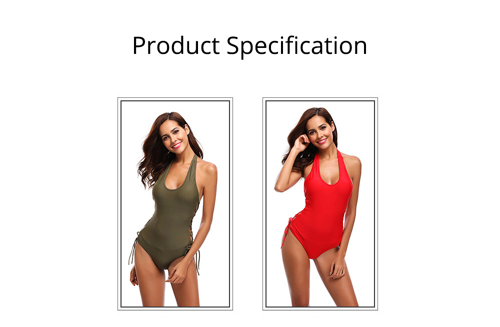 One Piece Swimsuit for Women Tummy Control Bathing Suit Girls Summer Swimwear Dress for Beach, Pool, Vacation 6