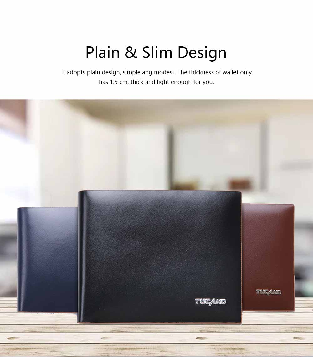 High-End Business Men Wallet, Men's Leather Business Clutch Wrist Bags, Handbag Organizer Card Cash Holder 3