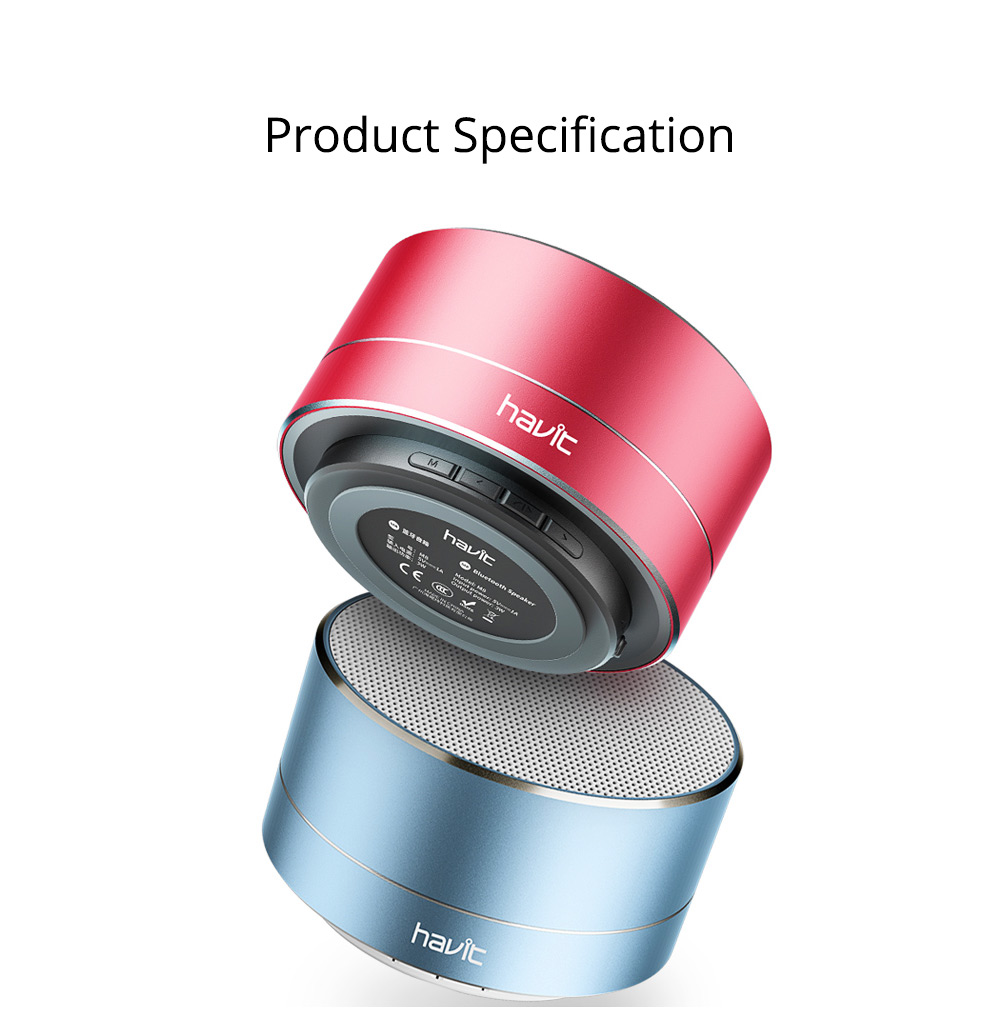 Brass Wireless Subwoofer with Mini Size, Bluetooth Speaker with Stable Connection and Breathable Light Car Speaker  10