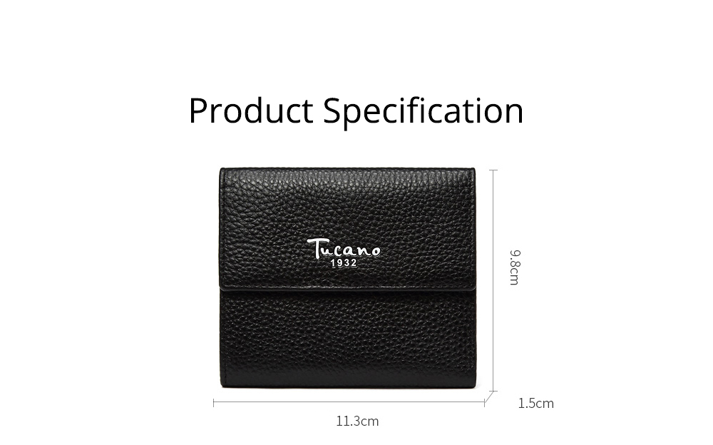 Cute Purse for Women with RFID Blocking, Small Simple Short Bifold Mini Coin Pocket for Cash Coin 3 Colors Optional Purse 8