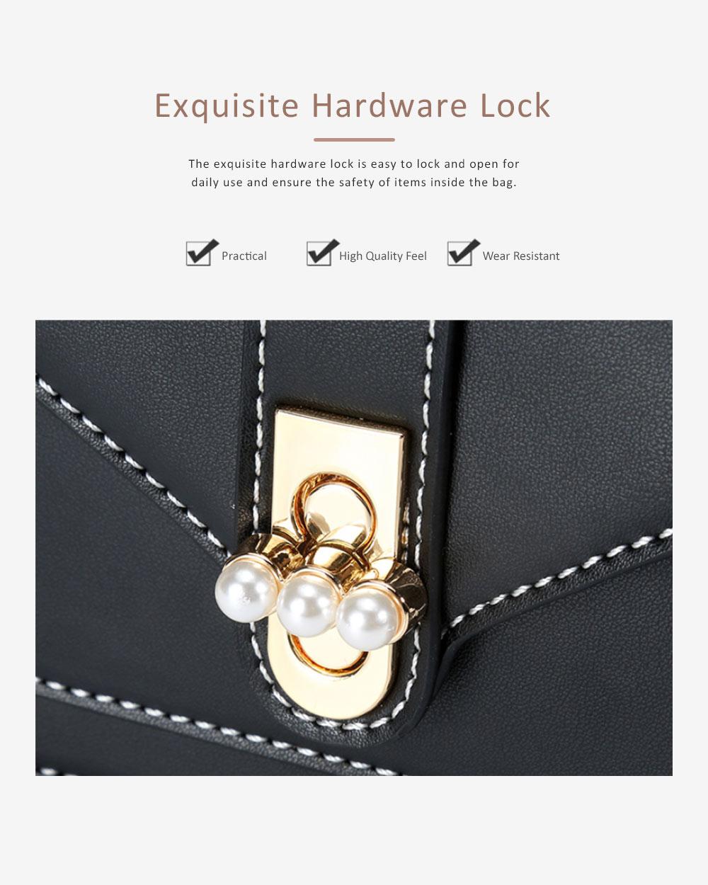 TUCANO Messenger Bag for Women Messenger Bag with Chain Strap Single-shoulder Bag 2019 4