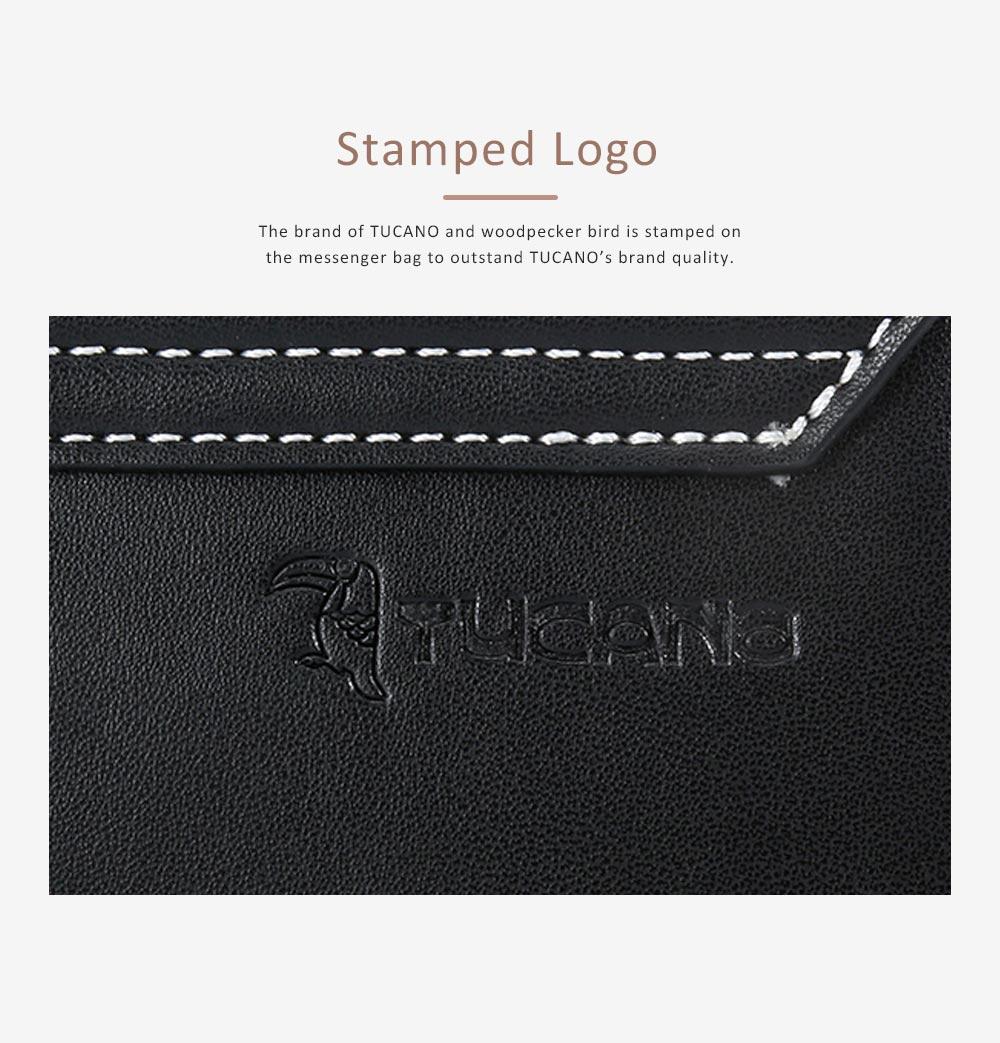 TUCANO Messenger Bag for Women Messenger Bag with Chain Strap Single-shoulder Bag 2019 6