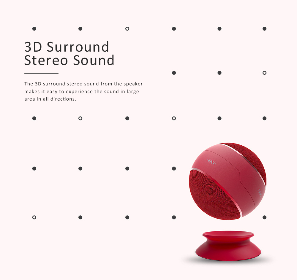 Wireless Bluetooth Speaker SP500 Palm Theater Speaker for Outdoor Use New Style Bluetooth Dual Speaker 3D Surround Stereo Sound Portable Speaker 3