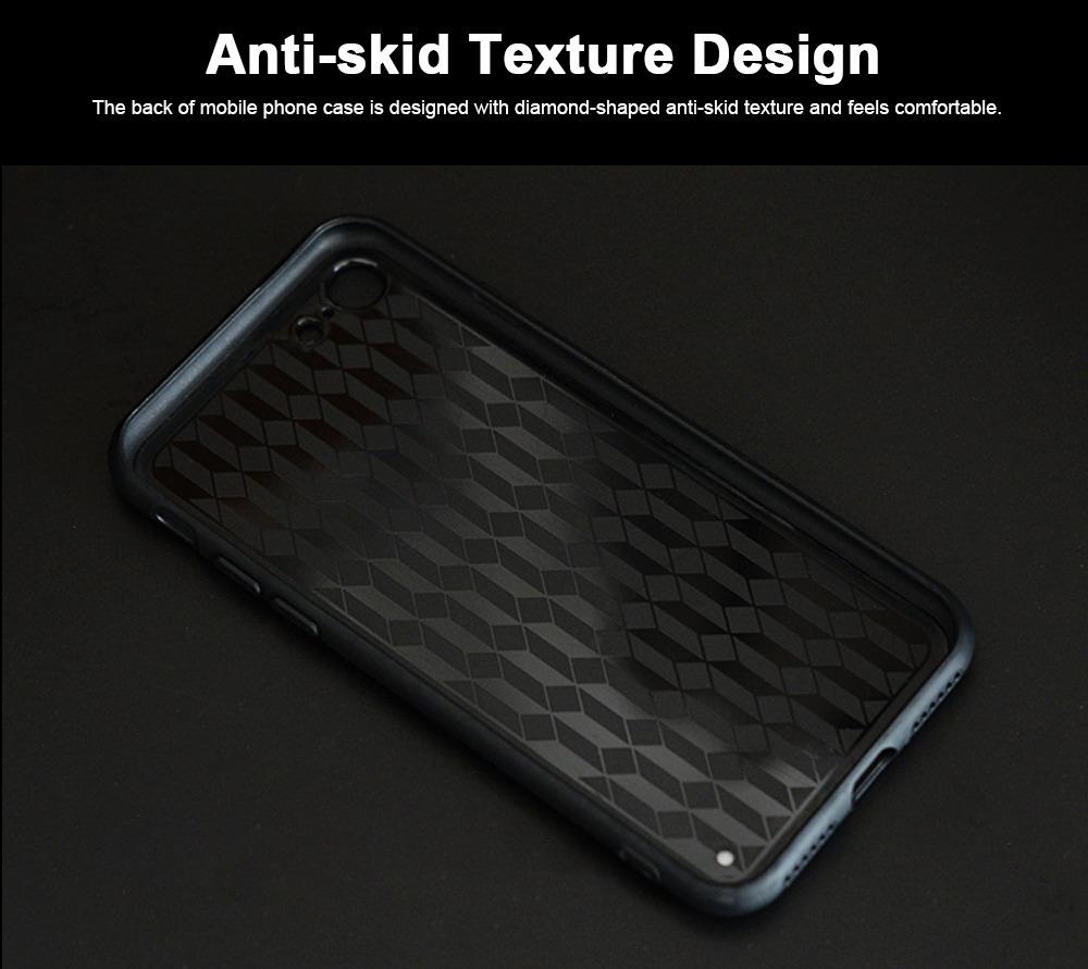 Mobile Phone Case Full-hemmed Fish Cat Starry Sky Smart Phone Back Cover Shell for Apple iphone X, 6s, 7plus, 8, OPPO R11 1