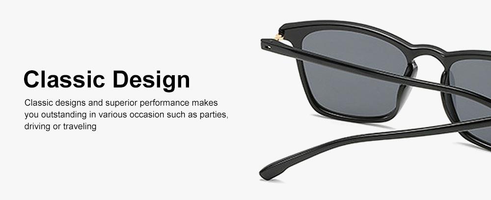 Retro Polarized Sunglasses Vintage Style with UV400 Protection & Anti-Glare Lens for Women 5