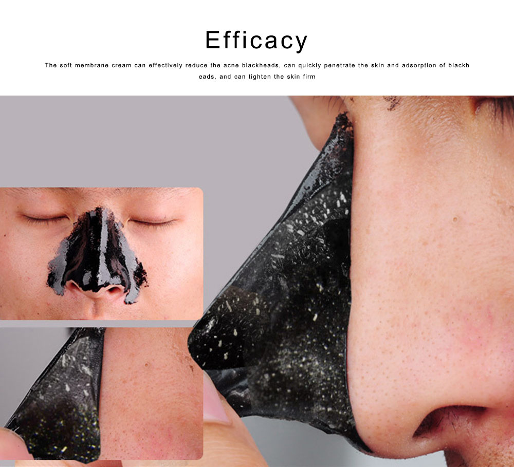 Blackhead Remover Mask Mineral Mud Blackhead Pore Cleansing Nasal Membranes For Nose Acne 1