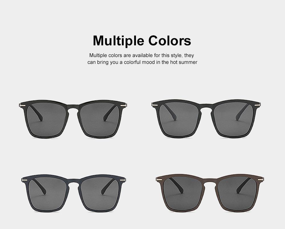 Retro Polarized Sunglasses Vintage Style with UV400 Protection & Anti-Glare Lens for Women 1