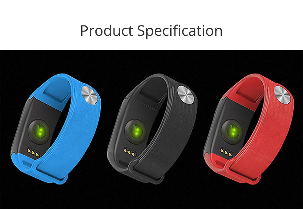 Electronic Watch for Men & Women, Smart Bracelet with Sleep Monitor Calorie Counter, Electronic Sport Bluetooth Bracelet Sportswear 7