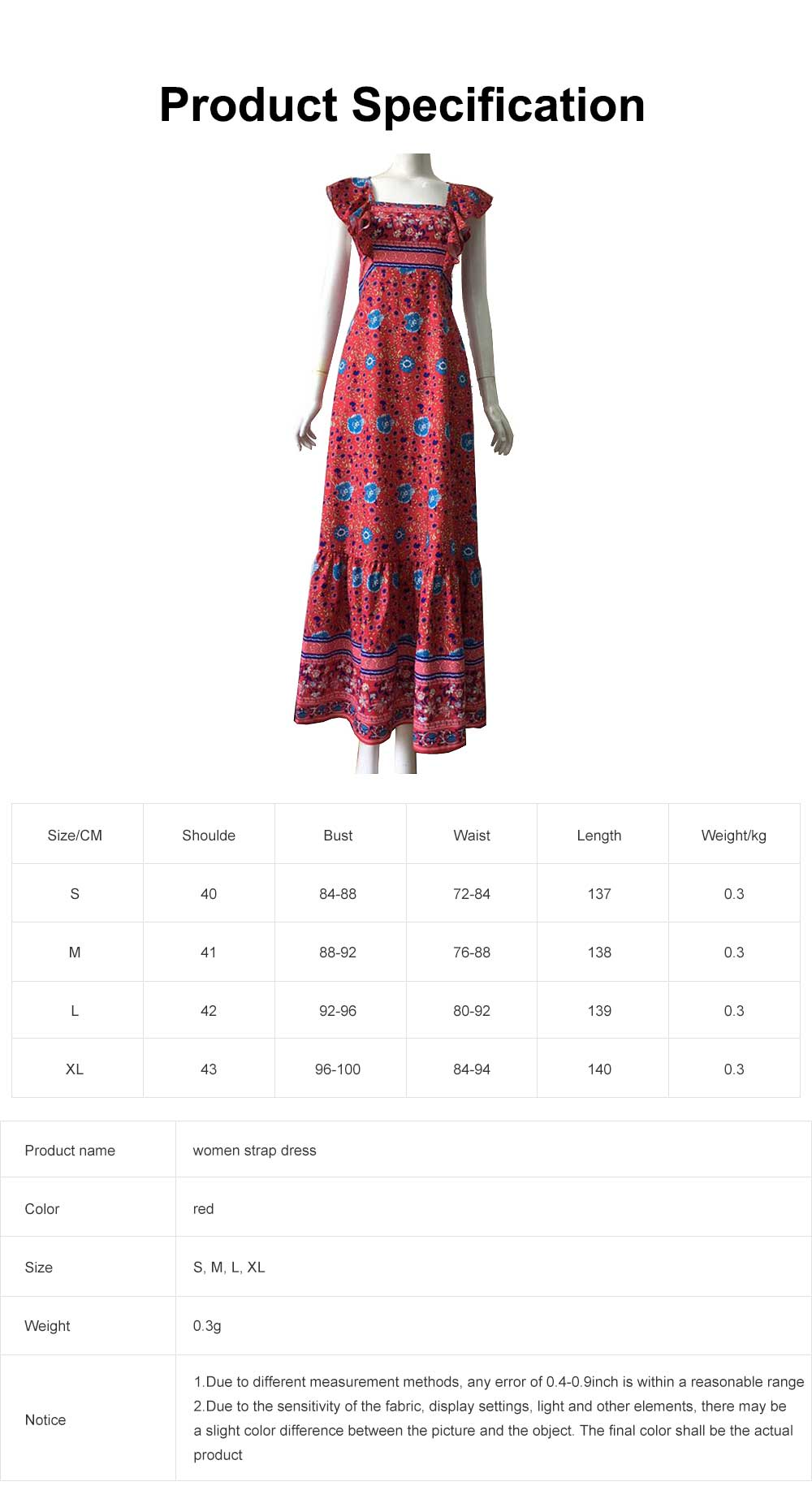 Sexy Strap Dress 2019 Spring Summer New Hot Bohemian Dress Printed Dress for Women Lady 6