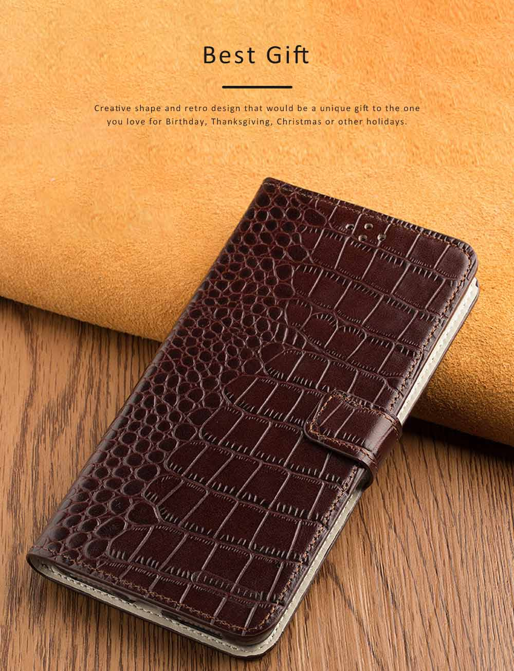Huawei P30 PRO Case Mulbess Vintage Leather Wallet Case with TPU Inner Shell Magnetized Closure Card Slots Money Pouch Flip Cover Phone Case 1