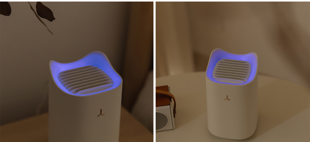 Non-toxic Safe Mosquito Killer Lamp Quite Strong Insect Killer for Bathroom Bedroom 5