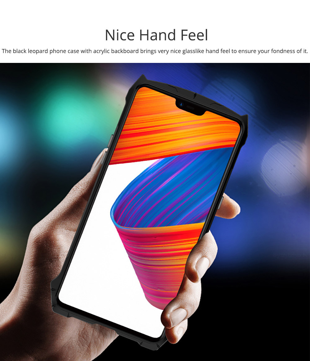 New-style Phone Case OPPO R15 Phone Cover Creative VIVO X21 Mobile Phone Protective Case PC Metal Phone Case Handset Accessories 3