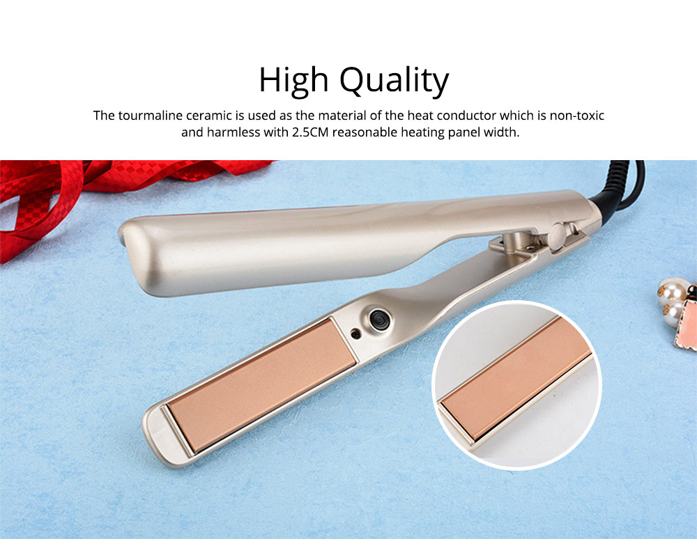 Hair Straightener with 5 Modes, Ceramic Fast Heating Flat Iron, Professional Hair Styler Tool  for All Hair Types 3