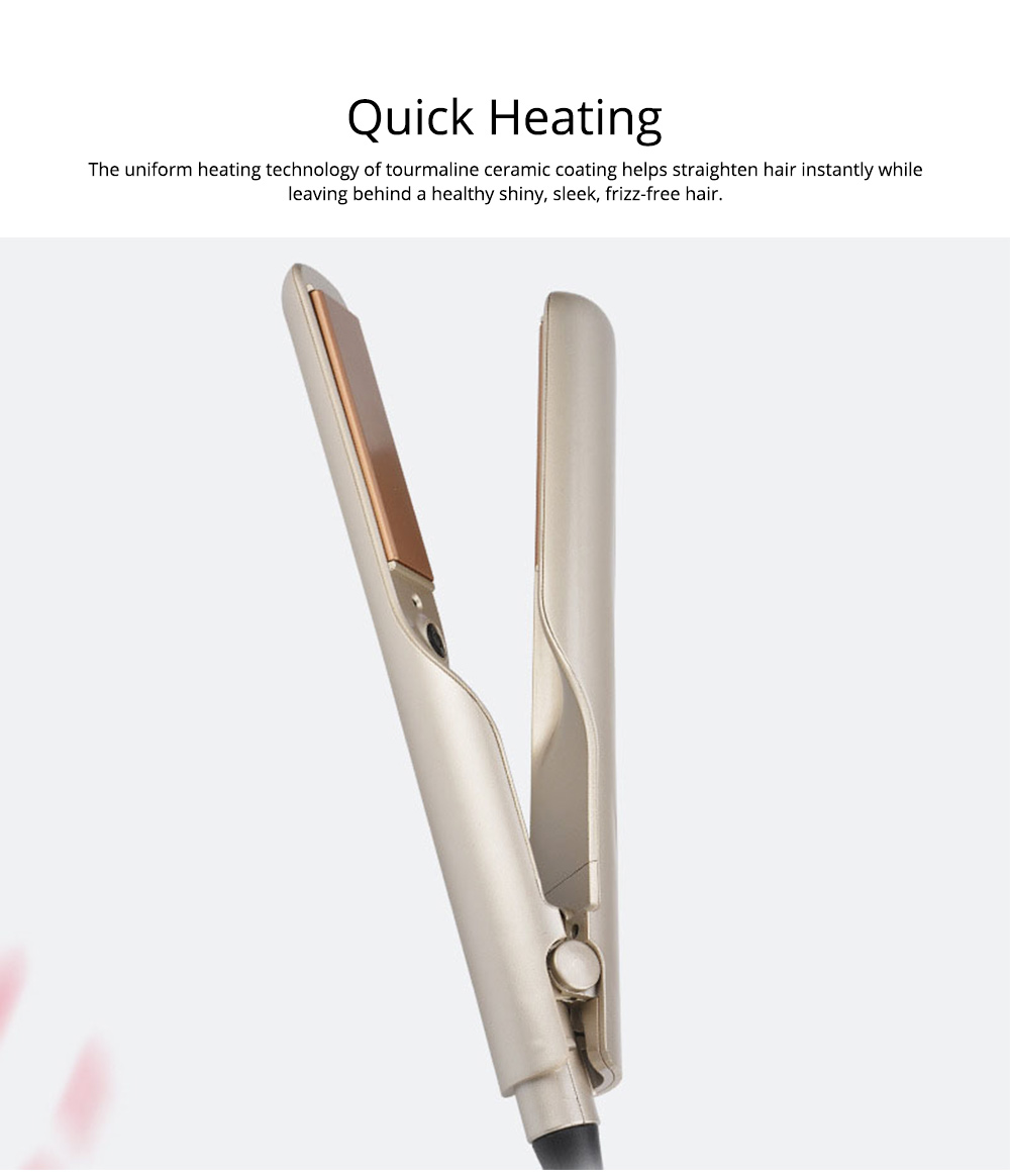 Hair Straightener with 5 Modes, Ceramic Fast Heating Flat Iron, Professional Hair Styler Tool  for All Hair Types 1