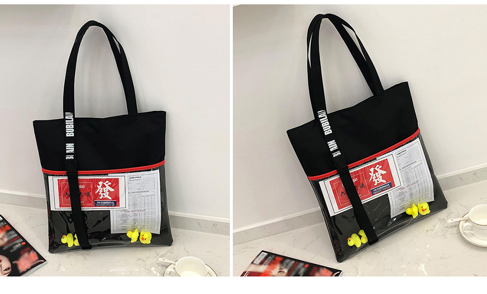 Canvas Tote Cute Duck Handbags for Women, Casual Shoulder Work Bag Crossbody Bags for Dating, Traveling, Shopping, Gym 6