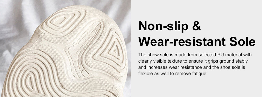 Instagram Clunky Sneakers for Women Student, Mesh Fabric Breathable Torre Shoes, Thick Sole Elevator Shoes 2019 5