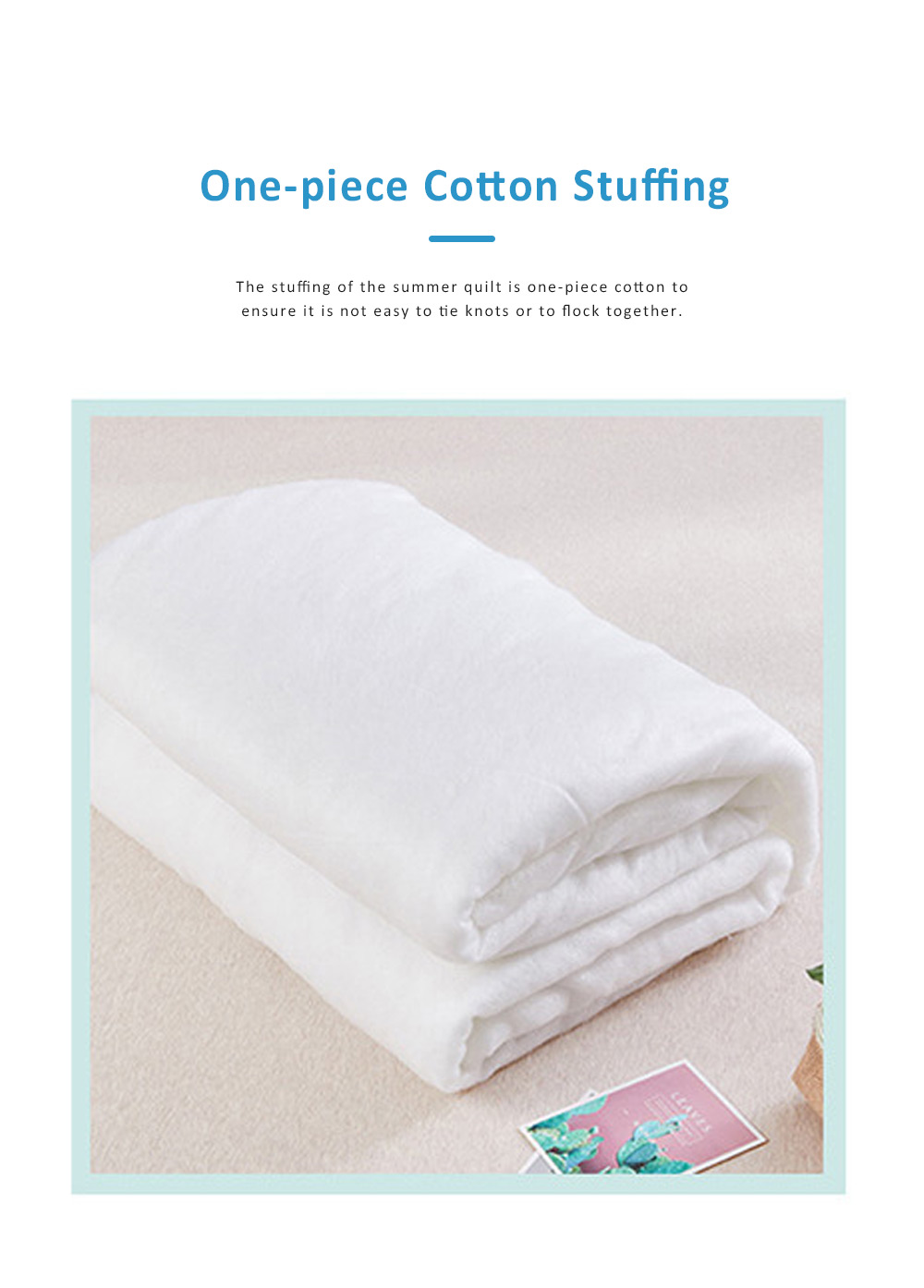Washable Breathable Cotton Summer Quilt with Fadeless Printing, Skin-friendly Blankets for Air Conditioning Summer Quilt 7