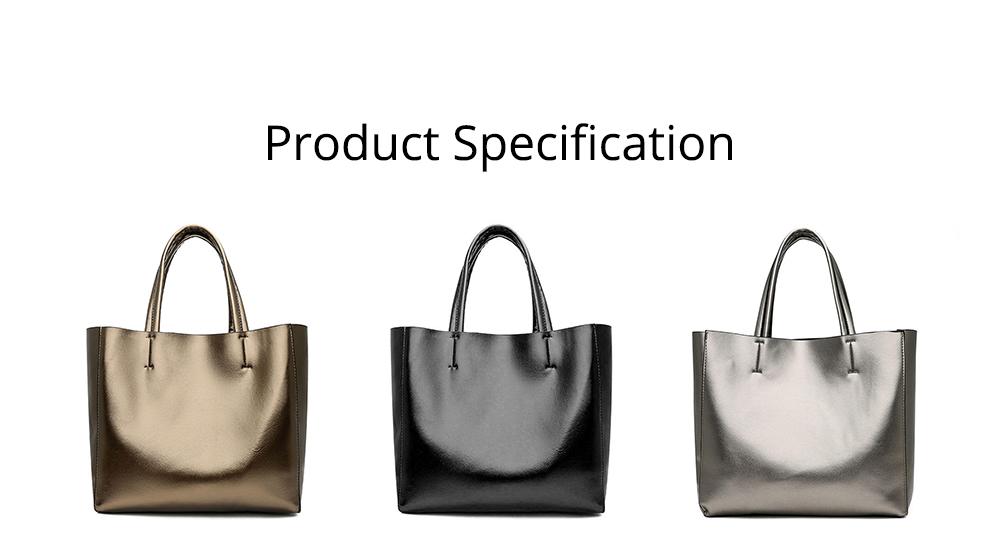 Elegant Tote Bag Shoulder Bag, Retro PU Leather Fashion Litchi Grain Large Size Clutch Bags, 2019 Fashion Handbag with Purse 7