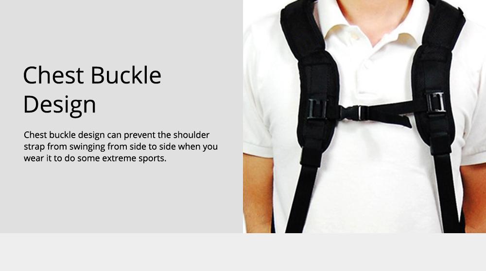 Professional Digital Camera Double Shoulder Straps, Comfortable Dual Shoulder Belt for SLR DSLR Camera Extreme Sports 7