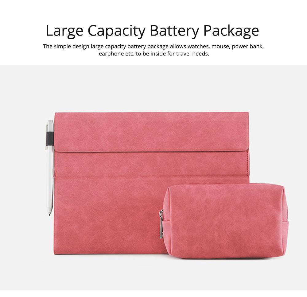 Laptop Case Pack for Microsoft Surface Pro 4, Surface Pro 3, Surface Pro 5, Surface Pro 6 Full Protective Pouch Case, Tablet PC Laptop Case 7