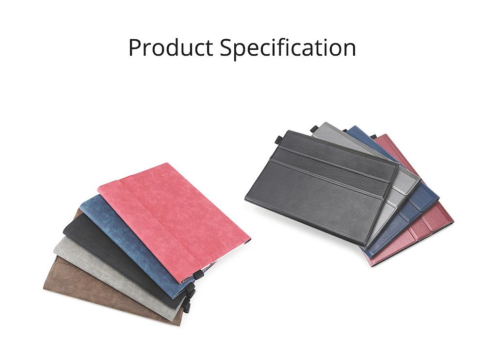 Laptop Case Pack for Microsoft Surface Pro 4, Surface Pro 3, Surface Pro 5, Surface Pro 6 Full Protective Pouch Case, Tablet PC Laptop Case 8