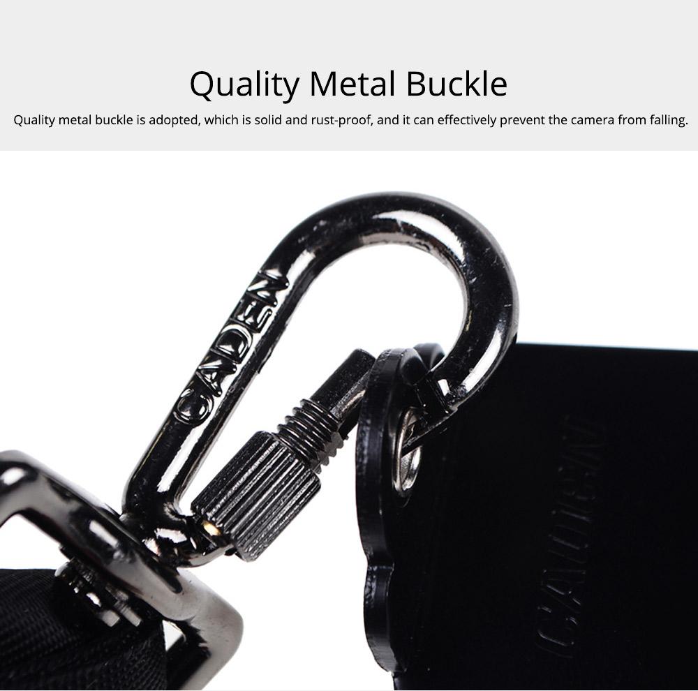Minimalist Digital SLR Camera One Shoulder Strap, Professional Fix Single-lens Reflex Camera Shoulder Belt 4