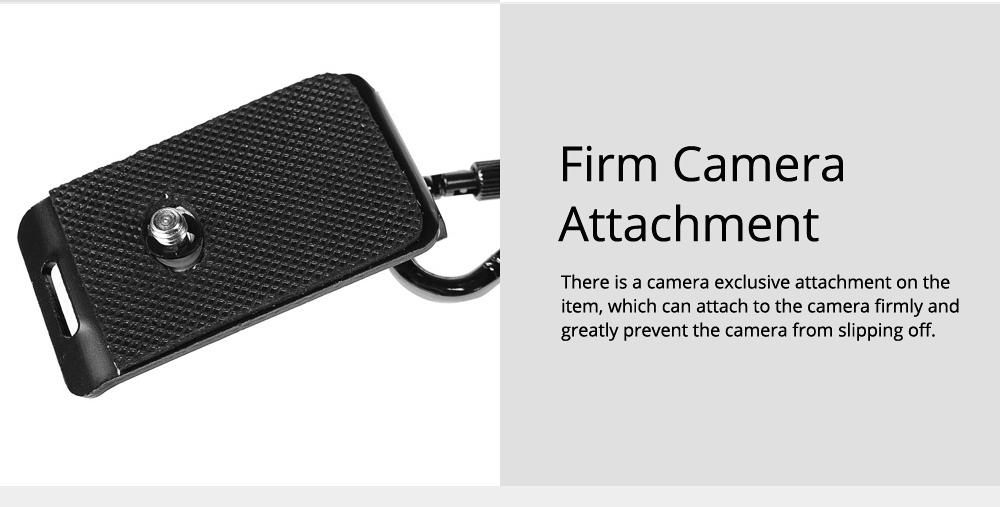 Minimalist Digital SLR Camera One Shoulder Strap, Professional Fix Single-lens Reflex Camera Shoulder Belt 6