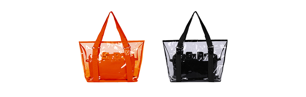 Western Style Tote Bag for Women 2019, Fashionable Exported Handbag Waterproof PVC Beach-bag, Women-dedicated Furla Transparent Crystal Jelly Bag 10