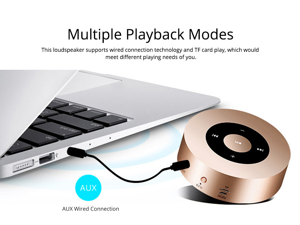 Delicate Small Mobile Phone Wireless Bluetooth Speaker, Mini Quality Breaking-proof Plastic Loudspeaker Sound Box 4