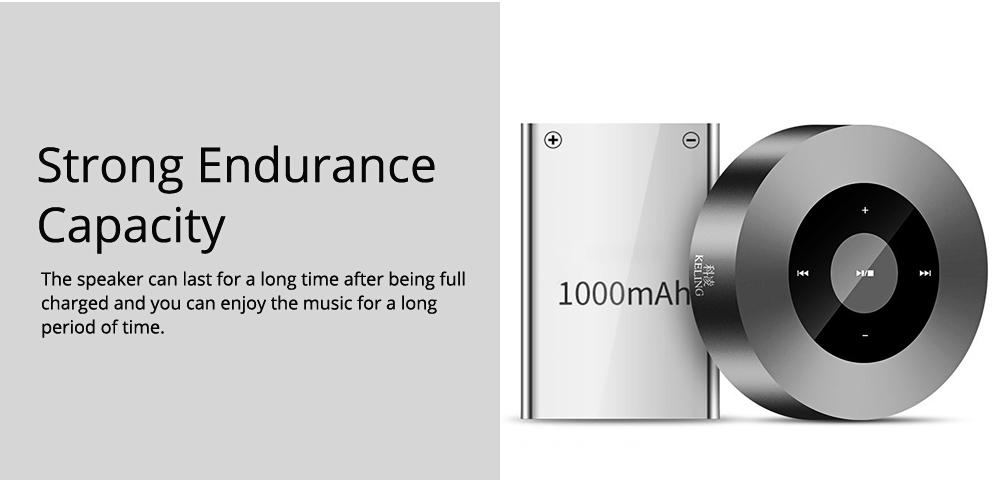 Delicate Small Mobile Phone Wireless Bluetooth Speaker, Mini Quality Breaking-proof Plastic Loudspeaker Sound Box 6