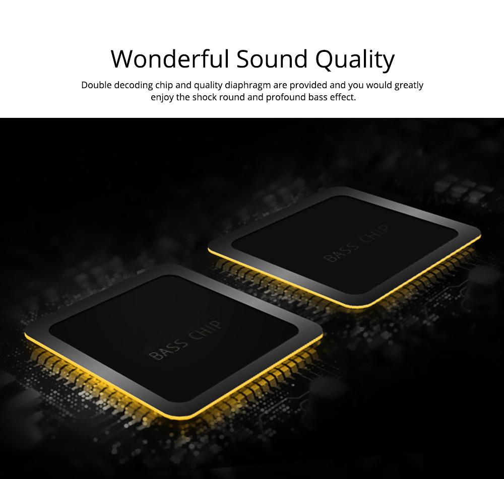 Household Two-eye Design Mini Portable Wireless Bluetooth Speaker, Outdoors Mobile Phone Mega Bass Loudspeaker Sound Box 7