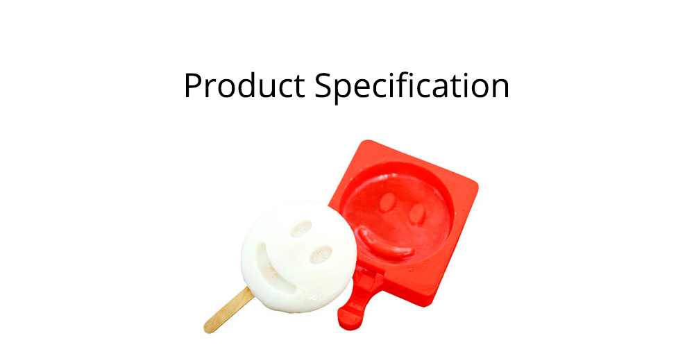 Creative Cute Carton Ice Mold, Silicone Frozen Ice-cream Mould, Safe DIY Juice Popsicle Ice Maker Mold Kitchen Tools 8
