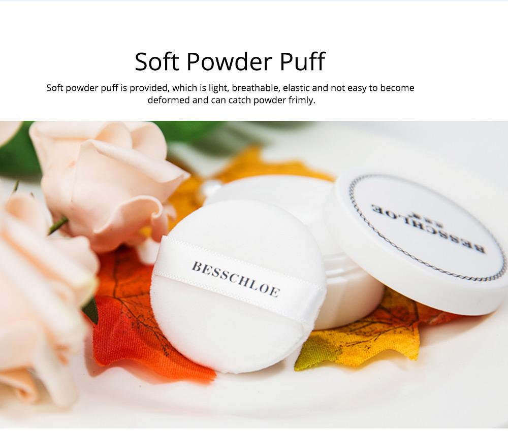 Travel Portable Hair Fluffy Powder, Dust Thin Hair Non-wash Fluffy Building Powder, Dry Clean Volumizing Mattifying Deoiling Fine Powder 7