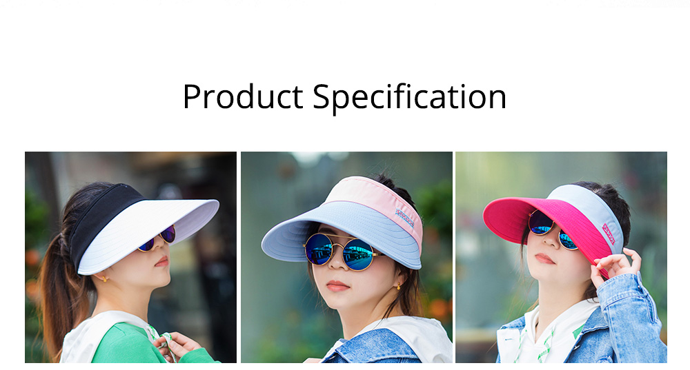 Casual Unisex Summer Skin-friendly Cotton Sun Hat Topee, UV Protection Driving Cycling Sun Cap 6