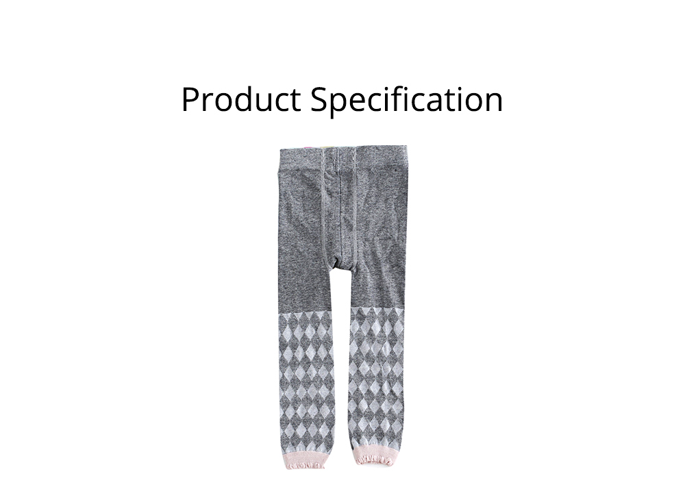 Pantyhose Cotton Material Breathable Leggings, Washable Ultra-thin Pants Socks for Kids, Durable Trousers Summer Spring 7