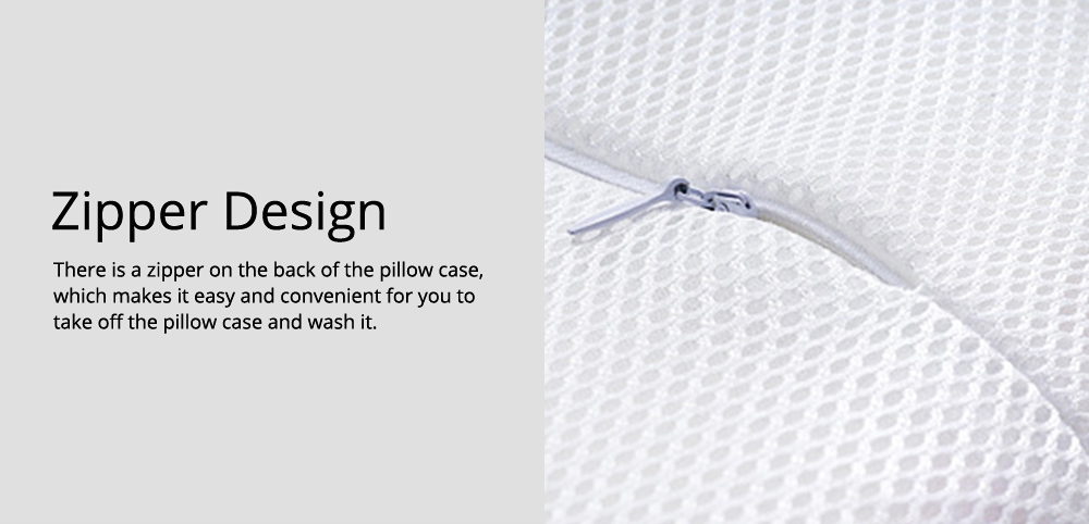 Summer Comfortable Infant Tencel Memory Cotton Pillow, New Born Baby Anti-roll Prevent Flat Head Cushion Pillow 3