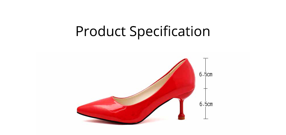 Lady Cusp high-heeled shoes, Spring and Autumn 2019 New Korean Version Baitao Shallow-mouthed Fine-heeled Single Shoes Social Professional Work Shoes 7
